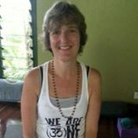 Sarasvati Dawson -   I have been studying Yoga with Mataji since 2001 and continue to peel away the layers of resistance to experiencing the Love and Freedom of Self.